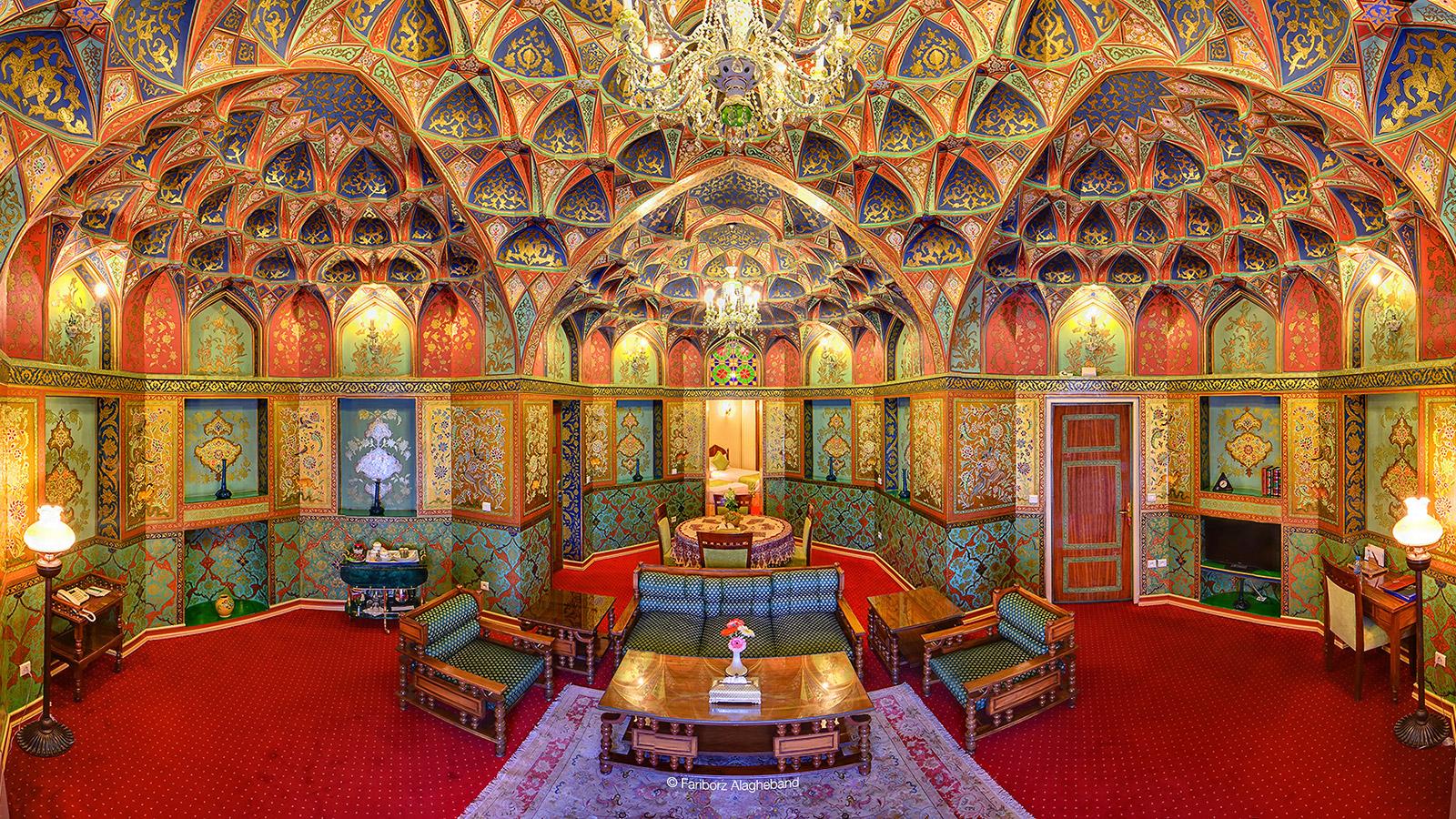 Abbsi hotel isfahan