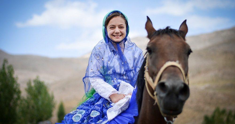 Iranian nomad tribes