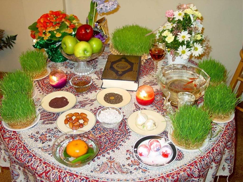 Persian culture - Nowruz