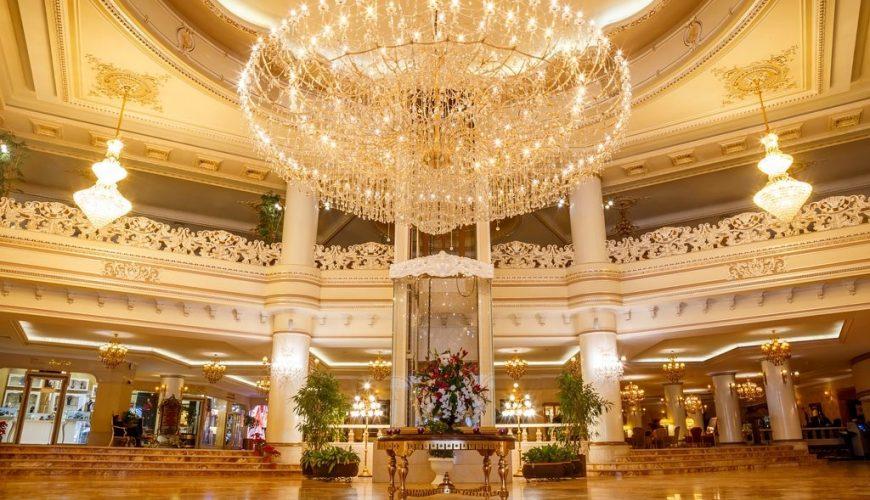 Qasre talaee hotel Mashhad
