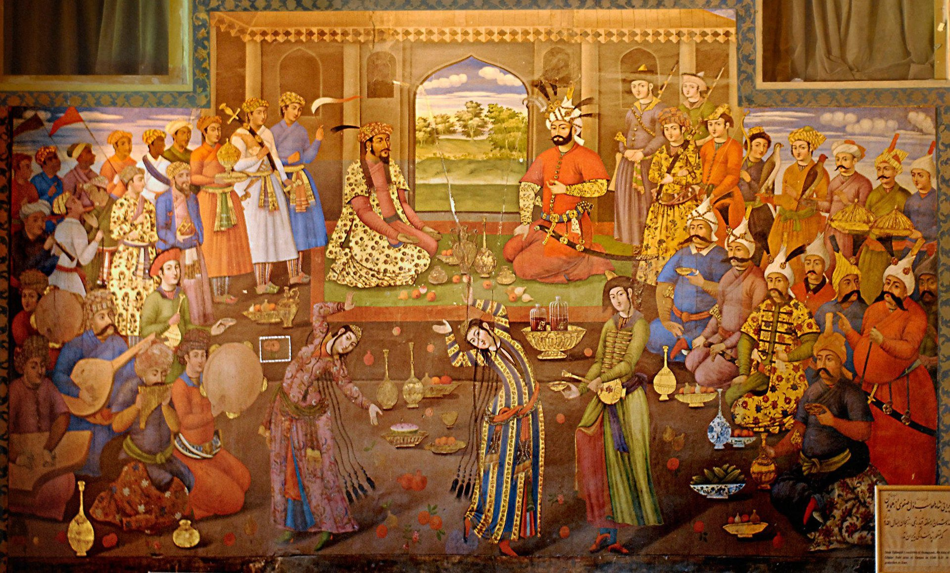 Safavid Dynasty Iran