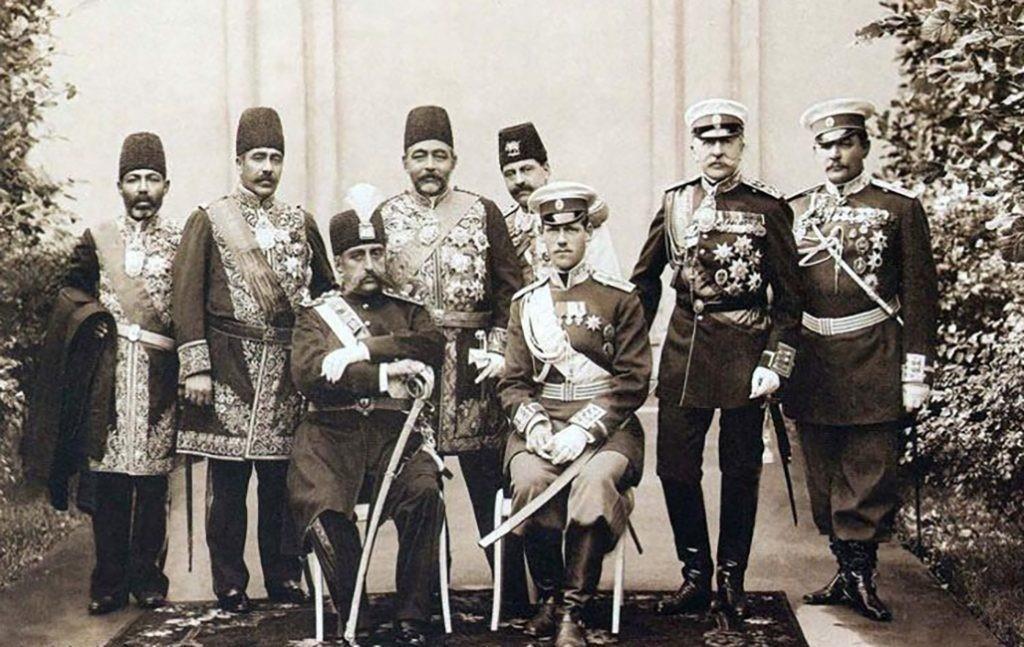 Qajar Dynasty Iran