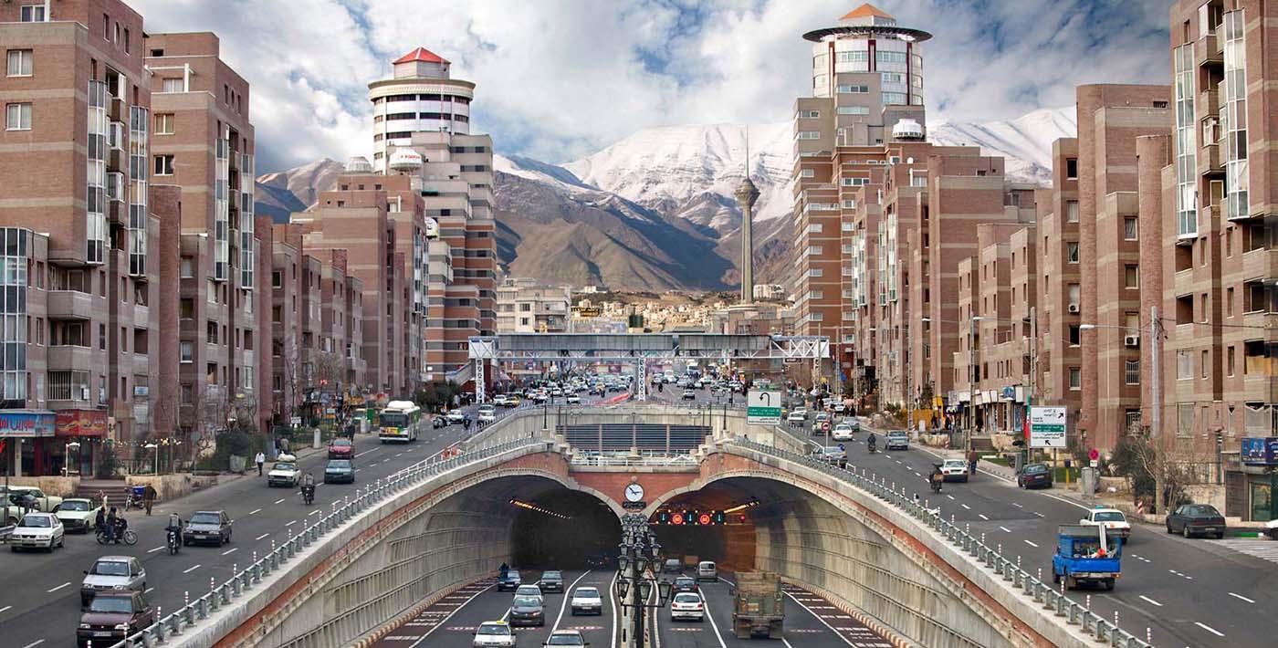 Day 2 - Tehran