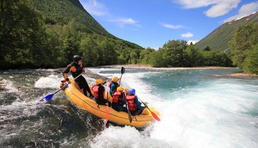Adventure activities in Iran