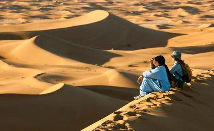 Day 8 – Desert Excursion